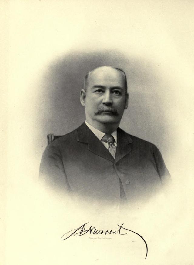 David H. Moffat of Denver, Colorado
