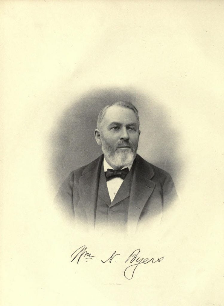 Hon. William N. Byers of Denver Colorado