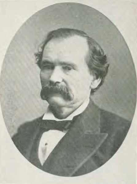 Governor John Long Routt, 1876
