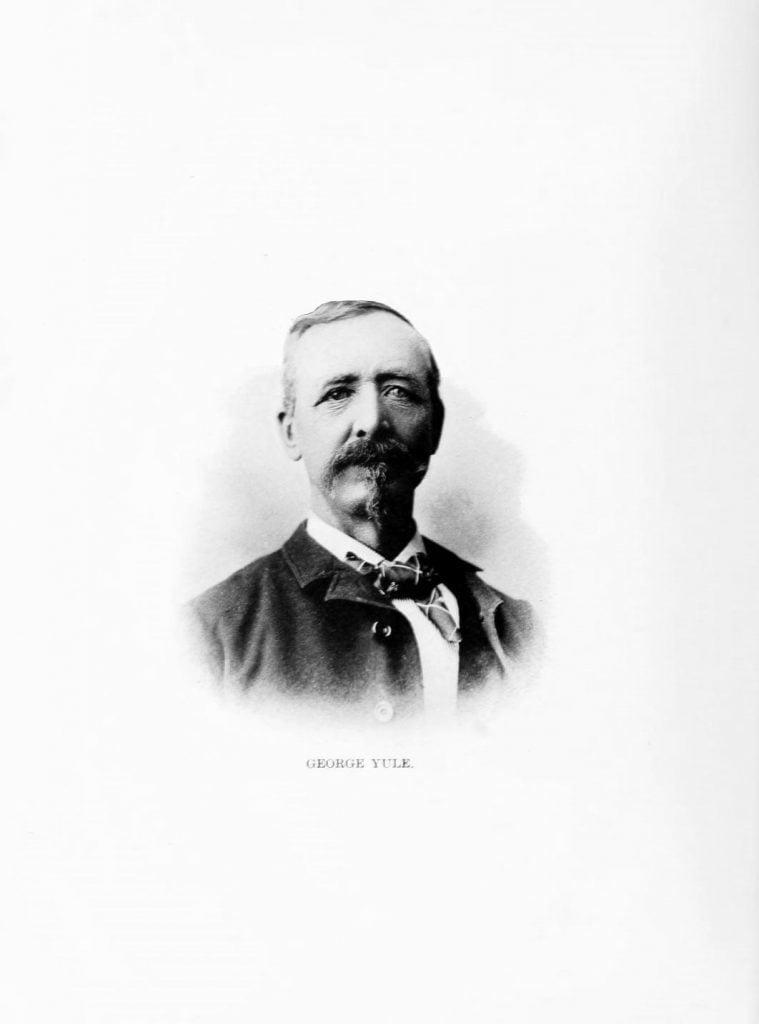 George Yule